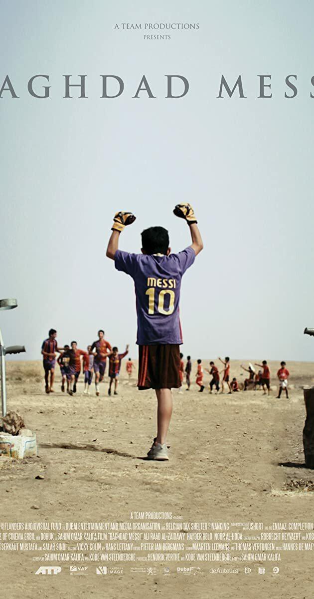 Downside up & Baghdad Messi