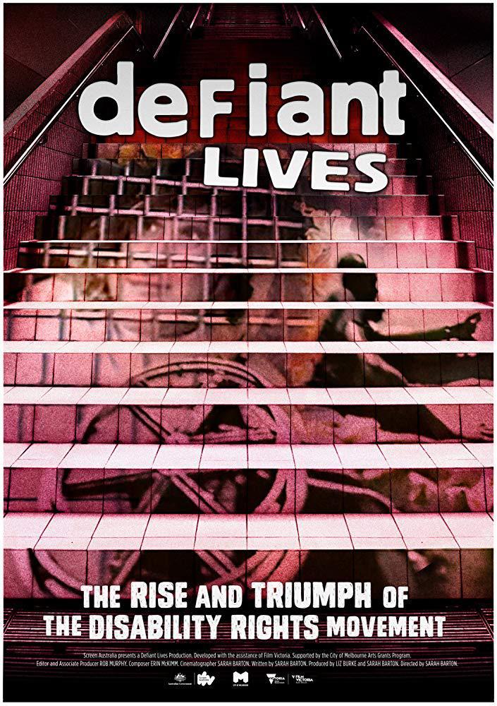Defiant lives - Donderdag 14 maart (19u)