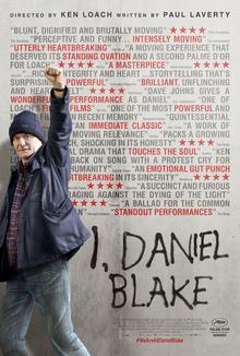 I, Daniel Blake - Dinsdag 12 maart (19u)
