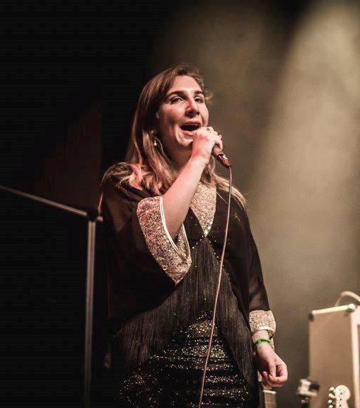 Optreden Daisy Opdebeeck