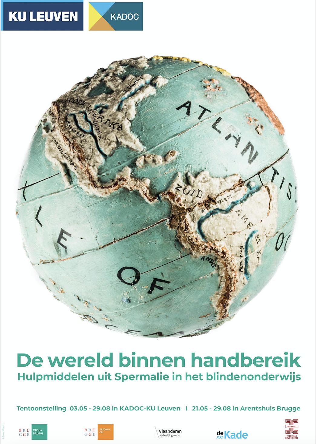 Tentoonstelling: De wereld binnen handbereik